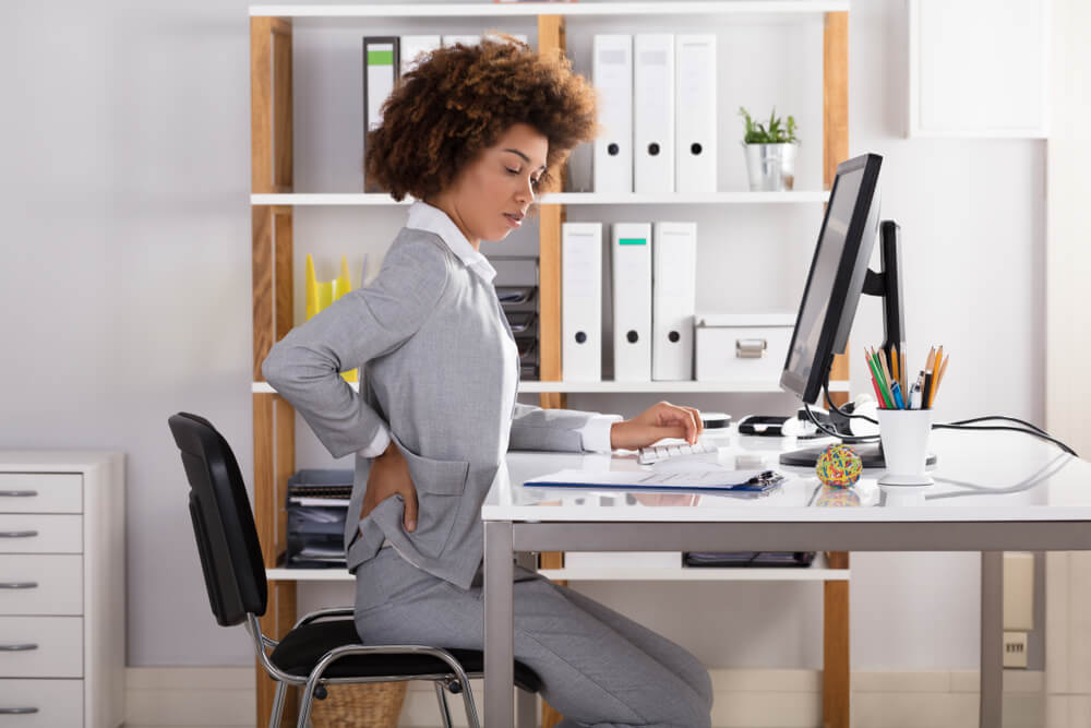 Five Signs You Are Living With a Back Problem